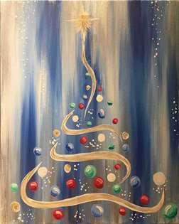 Sparkling Tree