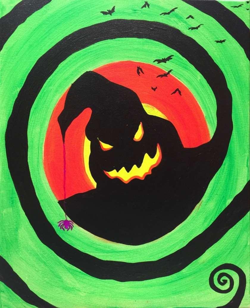 Spookie Oogie Glow