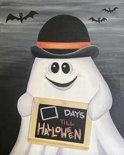 Spooky Countdown
