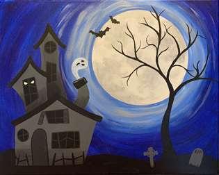 Spooky Evening