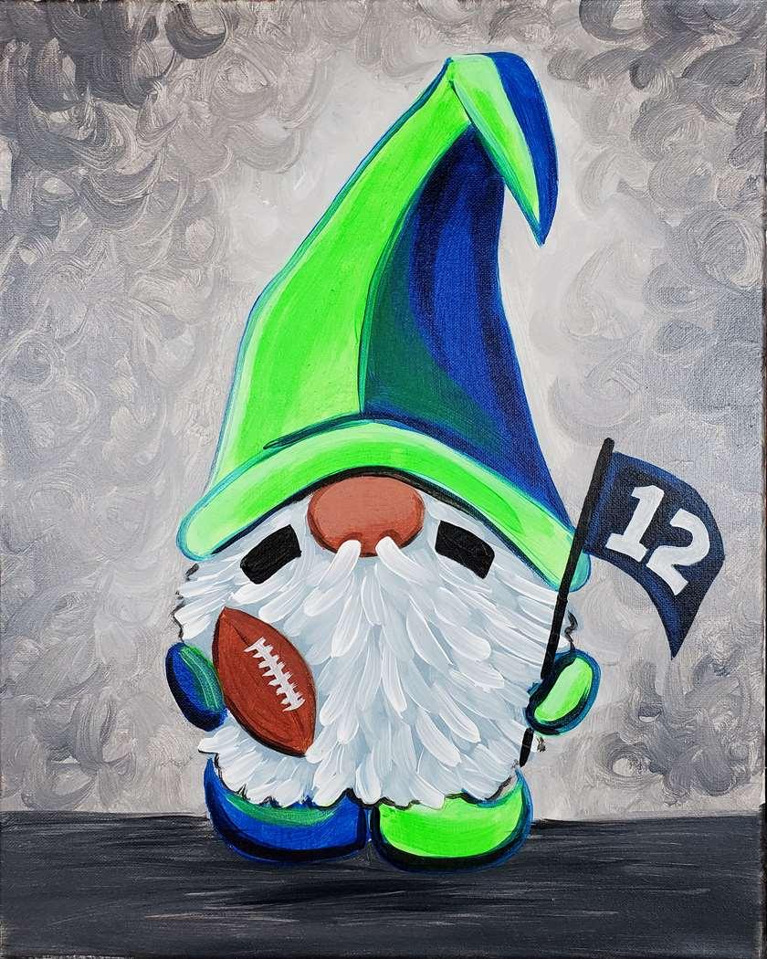 In Studio Event - Sporty Gnome