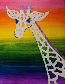 Family Fun Painting -  IN STUDIO EVENT- VERY LIMITED SEATING DUE TO SOCIAL DISTANCING