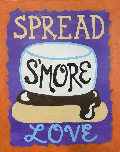 Spread S'more Love
