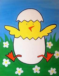 Spring Chick