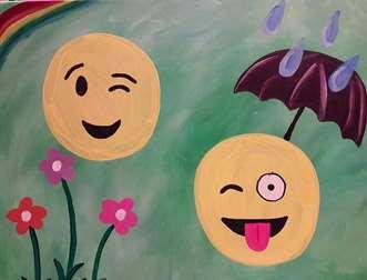 Spring Emojis