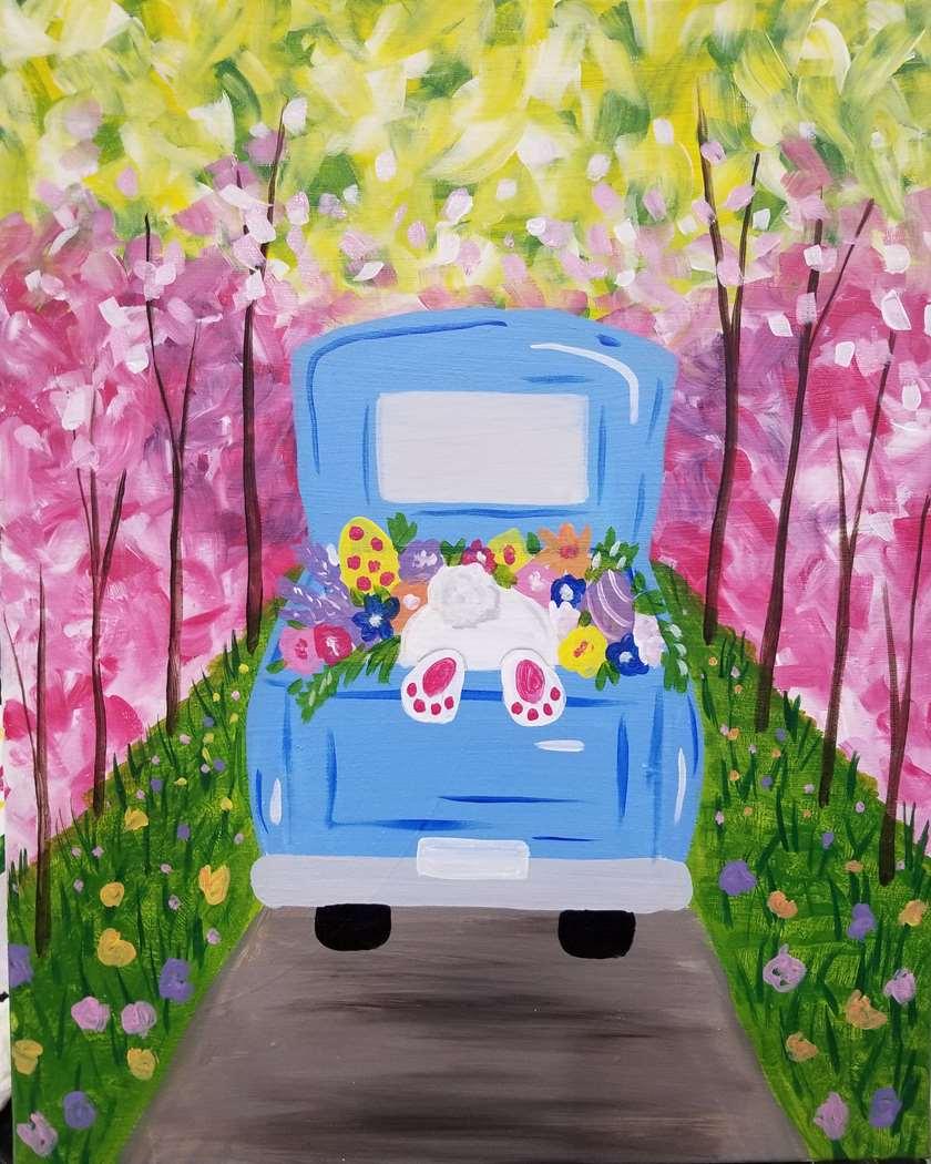 Spring Hitchhiker