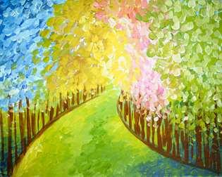 Spring Journey