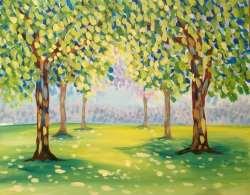 Spring Shade