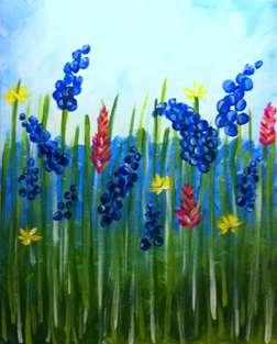 Springtime Blooms