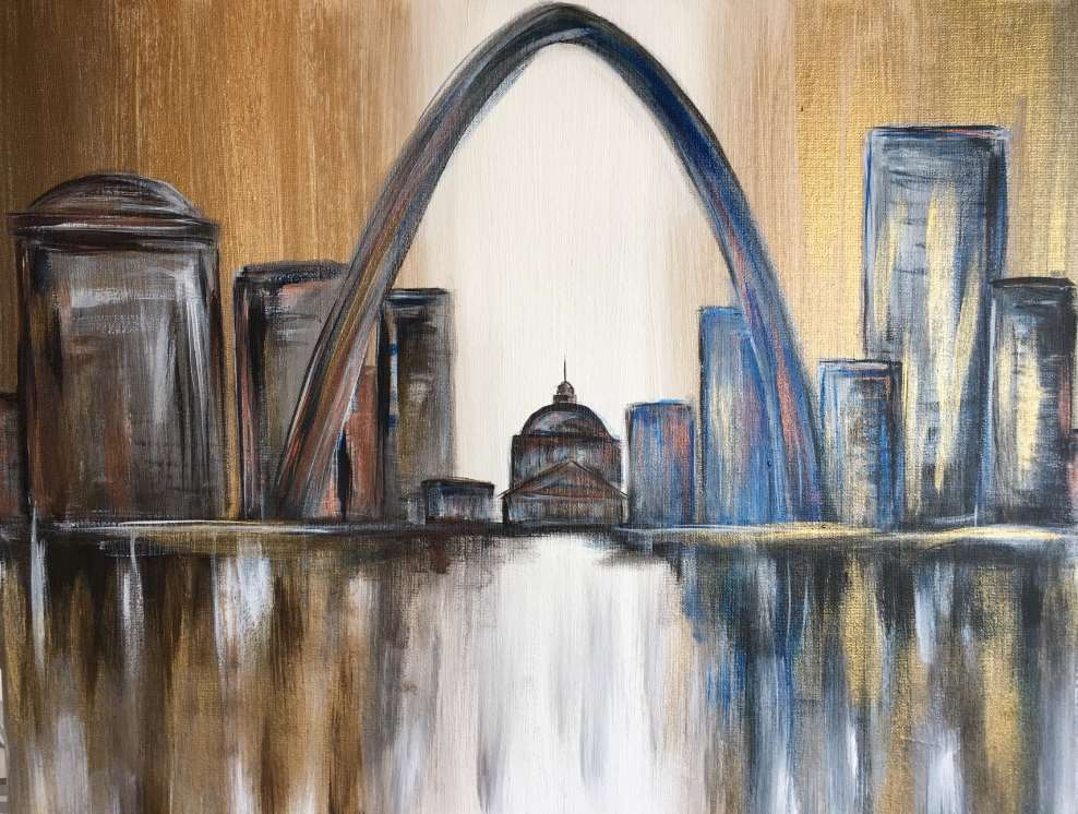 St Louis Impressions - In Studio - Limited Seating