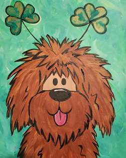 St. Paddy Animal