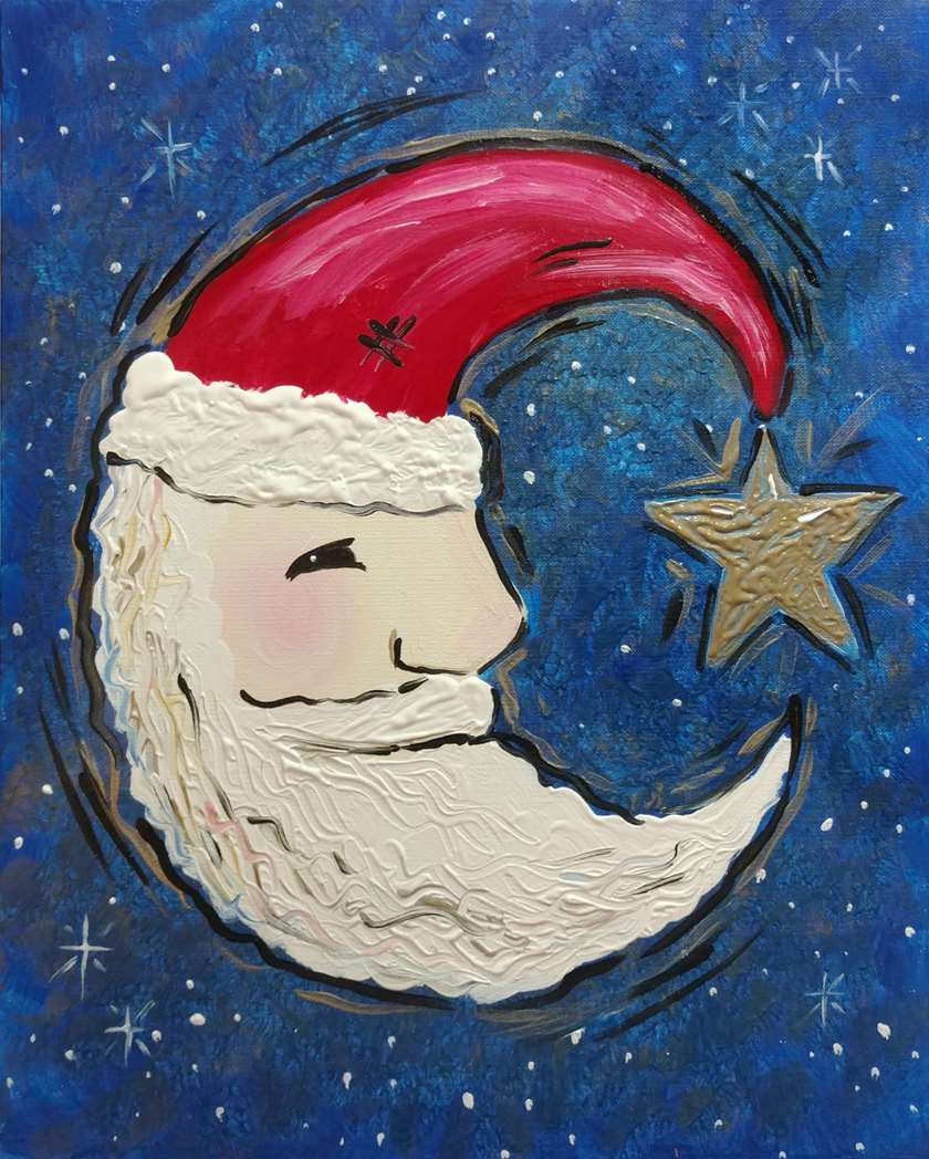 Star Bright Saint Nick