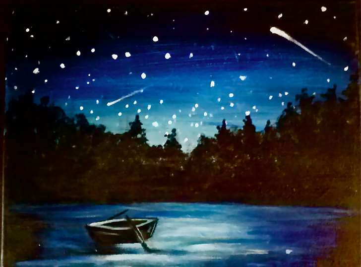 Star Gazing - In Studio Event - Limited Seating Available