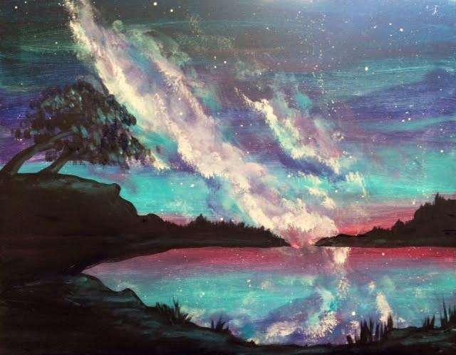 Stardust Lagoon - In Studio Event - Limited Seating Available