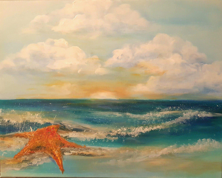 Starfish Sunset - This is a Virtual event Fundraiser for Ronald McDonald House