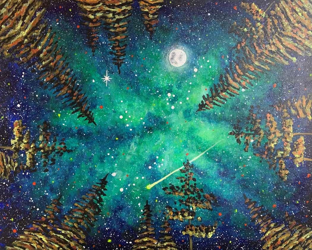 Starry Constellations