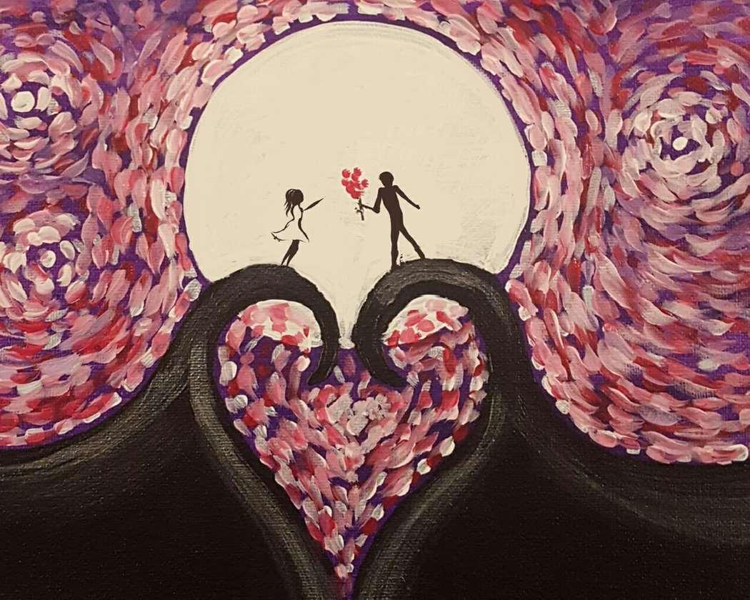 Starry Heart Lovers Date Night!