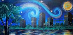 Starry Night Fave City