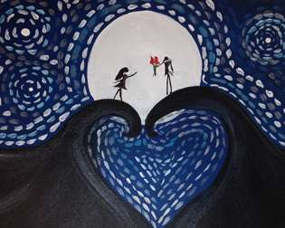 Starry Night For Lovers!