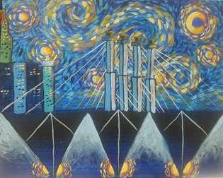 Starry Night in Kansas City