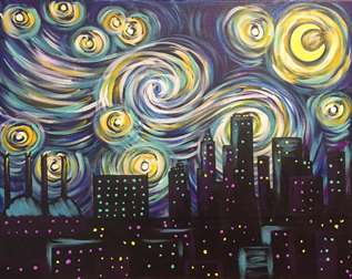 Starry Night KC