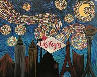 Starry Night Las Vegas