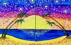 Starry Night On The Beach Date Night