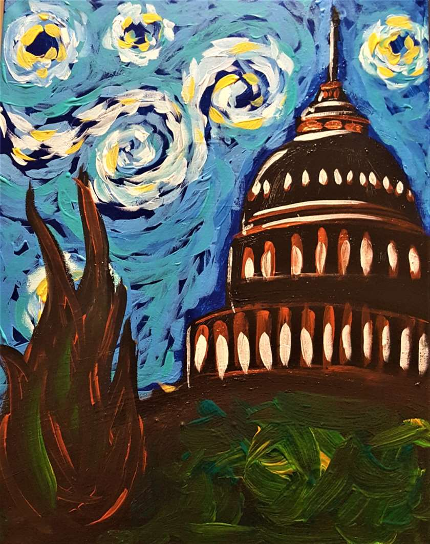 Starry Night Over DC
