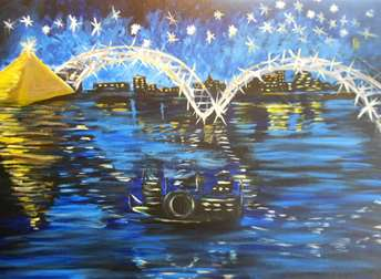 Starry Night over Memphis