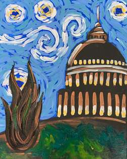 Starry Night over the Capitol