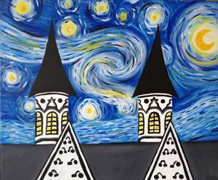 Starry Night Racing