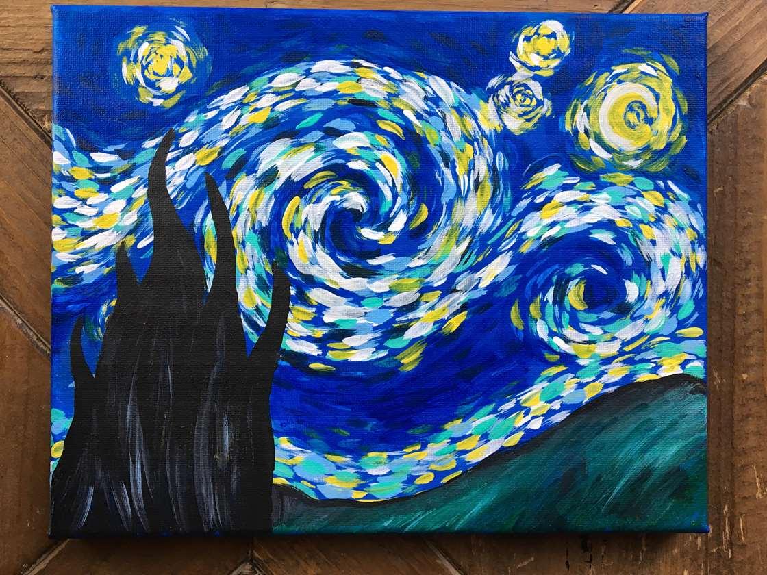 Little Starry Night