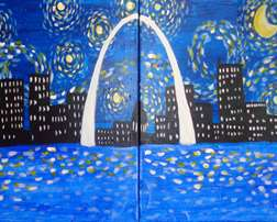 Starry Night St. Louis (Date Night)