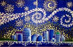 Starry Night Tulsa Date Night