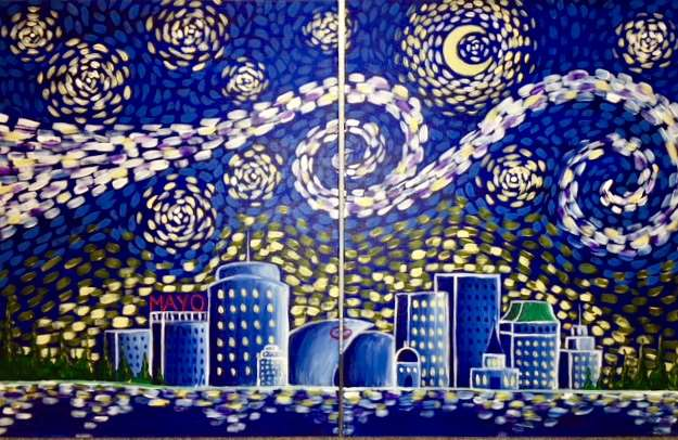Starry Night Tulsa Date Night
