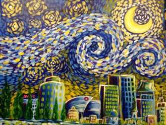 Starry Night Tulsa