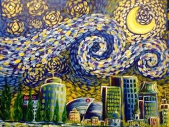 Starry Night Tulsa