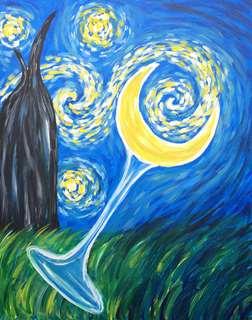 Starry Starry Wine