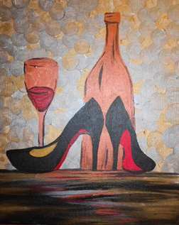 Stilettos and Shiraz