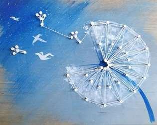 String Art: Wish