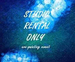 Studio Rental Only