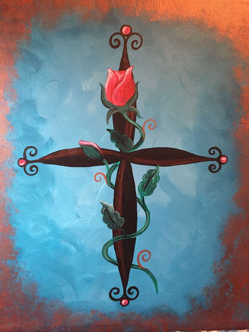 Stunning Cross