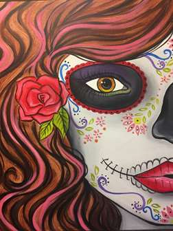 Sugarskull Beauty