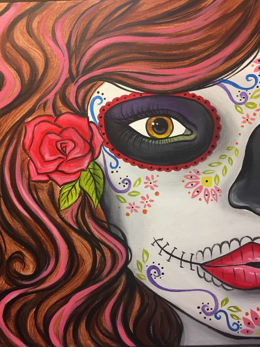 VIRTUAL EVENT  +7 DAYS ON-DEMAND SUGARSKULL BEAUTY