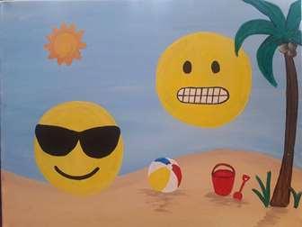 Summer Emojis