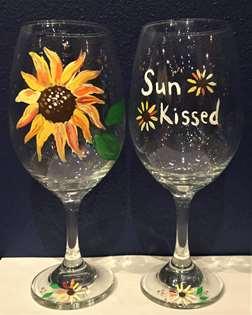 Sun kissed Glass Class