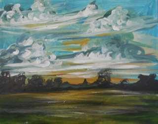 Sun Swept Meadow