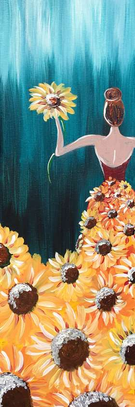 Sunflower Chic
