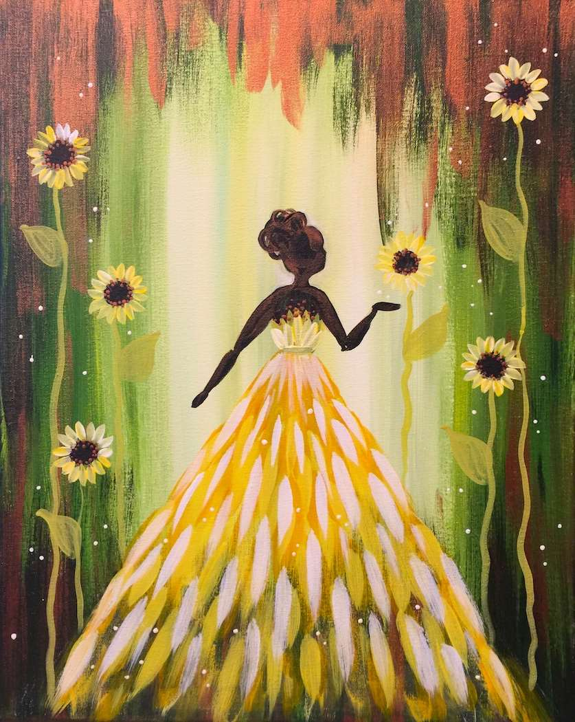 In Studio Event - Sunflower Dance