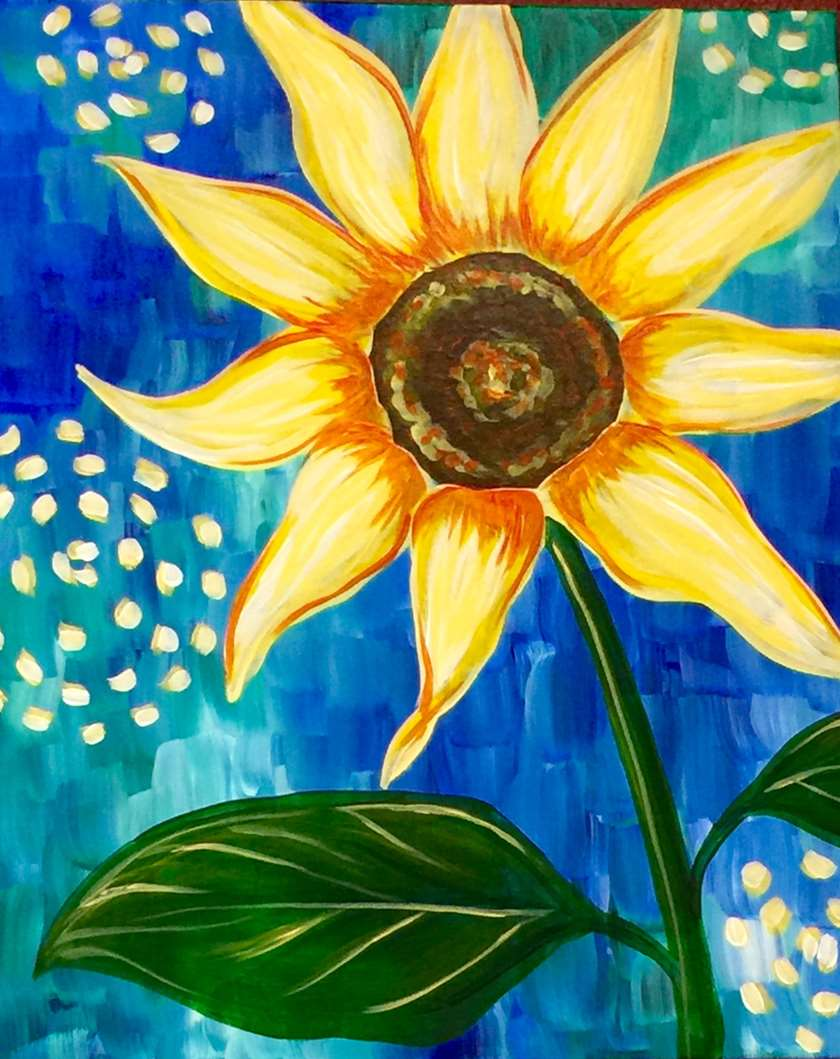 Sunflower Dreams